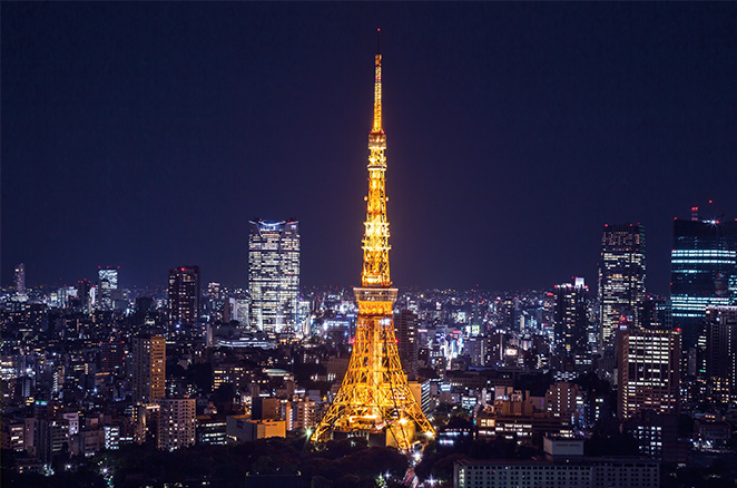 さ 高 東京 タワー